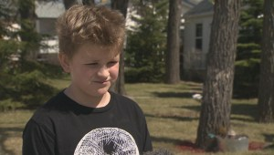 Winnipeg boy's bike stolen, Samaritan buys him new wheels