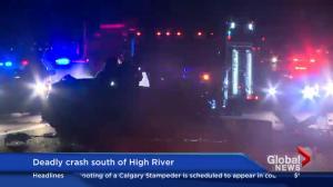 Deadly crash on Highway 2