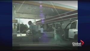 Video captures U.S. state trooper shooting unarmed black man