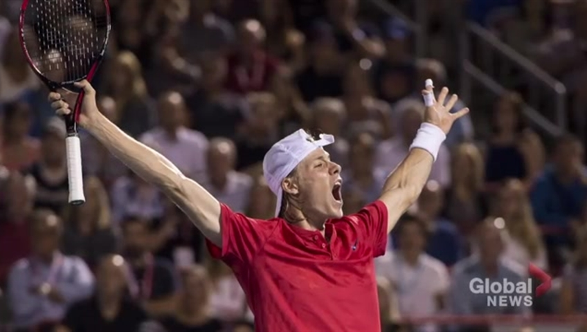 Zverev beats Federer in Rogers Cup final