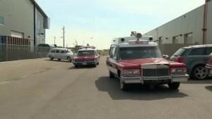 Gil Tucker: Old Ambulances