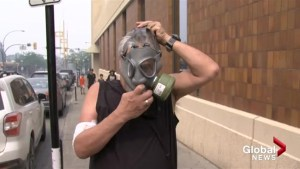 Smoky skies continue to smother some B.C. towns