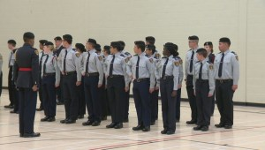 Competitive enrolment for Calgary Police Cadet Corps