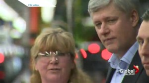 Prime Minister Harper visits Truro to support MP Scott Armstrong