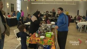 Syrians finding opportunities at Fredericton Cultural Market