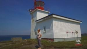 Great Canadian Corolla Road Trip – Brier Island, N.S.