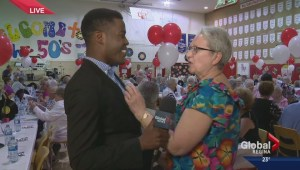 Senior's Night, saved by community donations after budget cuts, gives teens and elders a chance to connect