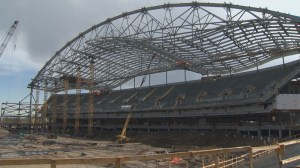 Architect blames stadium owners and builder for problems at IGF