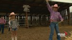 Tiny cowboys steal the spotlight at 2017 Calgary Police Rodeo