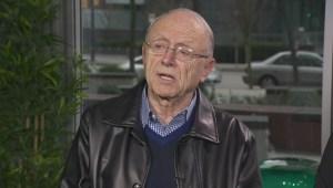 Auschwitz survivor David Ehrlich