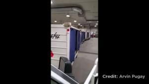 Cargo centre at Alaska airport shaken by earthquake
