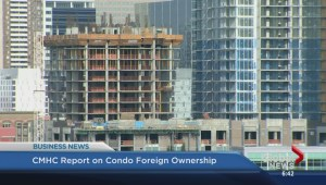 BIV: CMHC report on condo foreign ownership