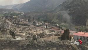 Wildfires burning around B.C.