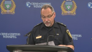 Police speak about serious assault in Winnipeg's West End
