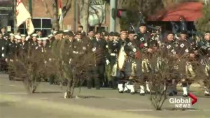 'Lest we forget, we will remember:' Lethbridge commemorates Vimy Ridge