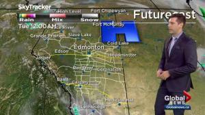 Edmonton Weather Forecast: May 29, 2017
