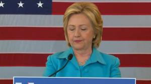 Clinton calls Huckabee's comments on Iran 'disappointing'
