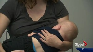 Good support for breastfeeding difficulty reduces post-partum depression: U of C