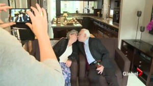 Secrets to marital success: BC couple celebrate 7 decades together