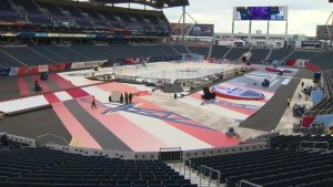 Winnipeg gears up for Heritage Classic weekend