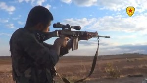 ISIS fighters using scare tactics to gain ground