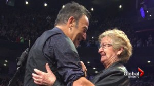 88-year-old upstages Bruce Springsteen at Toronto concert