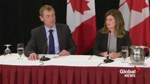 Canadian health officials address  U.S. Ebola case