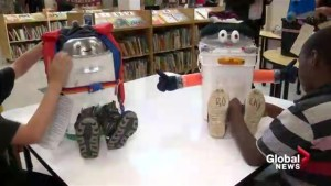 Calgary hitchBOTs hit the road