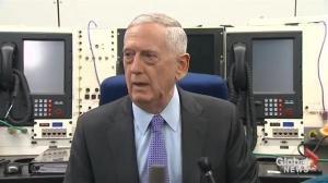 North Korea 'trying to provoke something': James Mattis