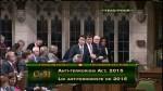 Controversial anti-terror bill C-51 passes