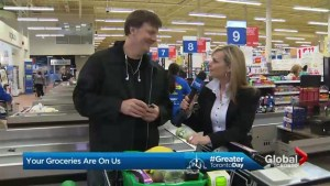 Greater Toronto Day: Paying it forward at North York grocery store