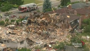 Investigation into explosion that rocked Mississauga neighbourhood continues