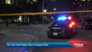 Man killed after deadly drive-by shooting in Regent Park