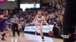Lethbridge basketball star returns home to play for the University of Lethbridge