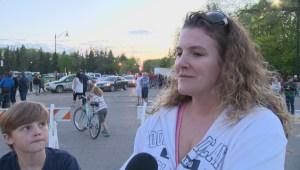 Saskatchewan Legislature dome unveiling