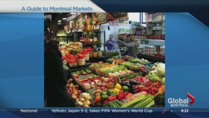 A sports dietitian's guide to the Montreal markets