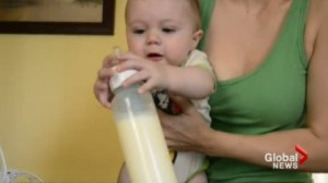 Health Canada cautions against using homemade baby formula