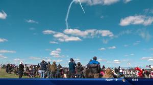 Edmonton Airshow this weekend