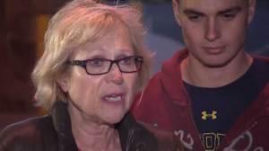 Passengers get emotional recounting Amtrak crash experience