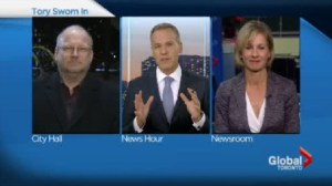 Global News panel talks about what's in store for John Tory