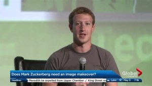 Does Mark Zuckerberg need a PR makeover before entering politics?