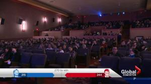 Viewing party in Edmonton keeps close eye on American election