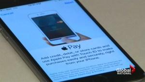 Canadian banks to partner with Apple Pay