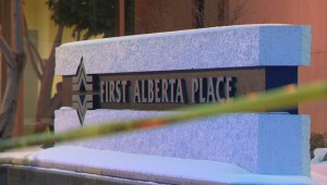 Police seal off downtown Calgary business due to 'suspicious' package