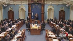Quebec passes pension reform bill