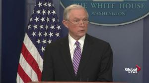 Jeff Sessions levies threat against 'Sanctuary Cities'