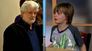 Little boy upset that a Jedi can't marry, writes letter to George Lucas