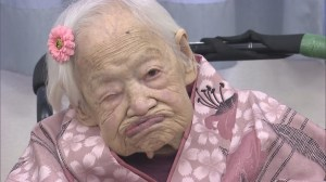 Oldest woman in the world celebrates 117th birthday