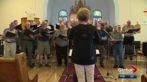 113-year-old Edmonton choir celebrates Welsh choral singing