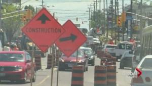 Dufferin street is the worst street in Toronto again